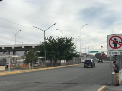 Puente hasta la aduana 8:21 am