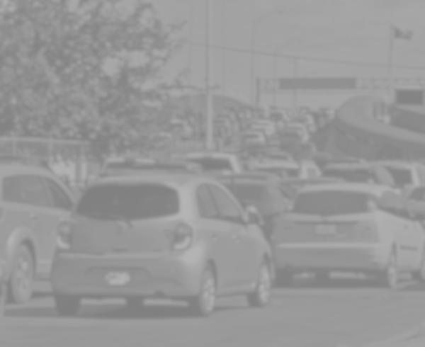 Reporte de puentes en Reynosa - McAllen
